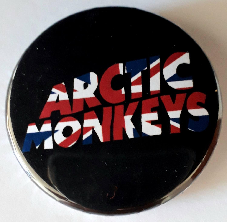 Botton Favartes Artic Monkeys
