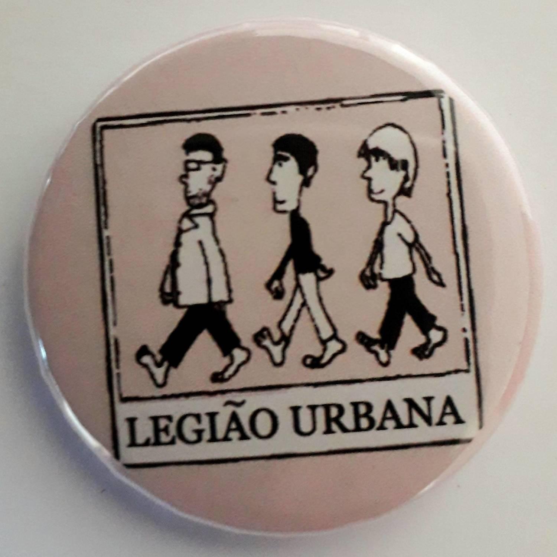 Botton Favartes Legião Urbana
