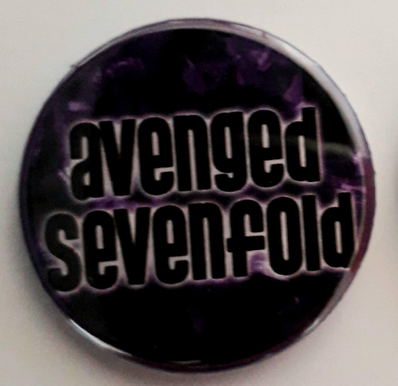 Botton Favartes Avenged Sevenfold