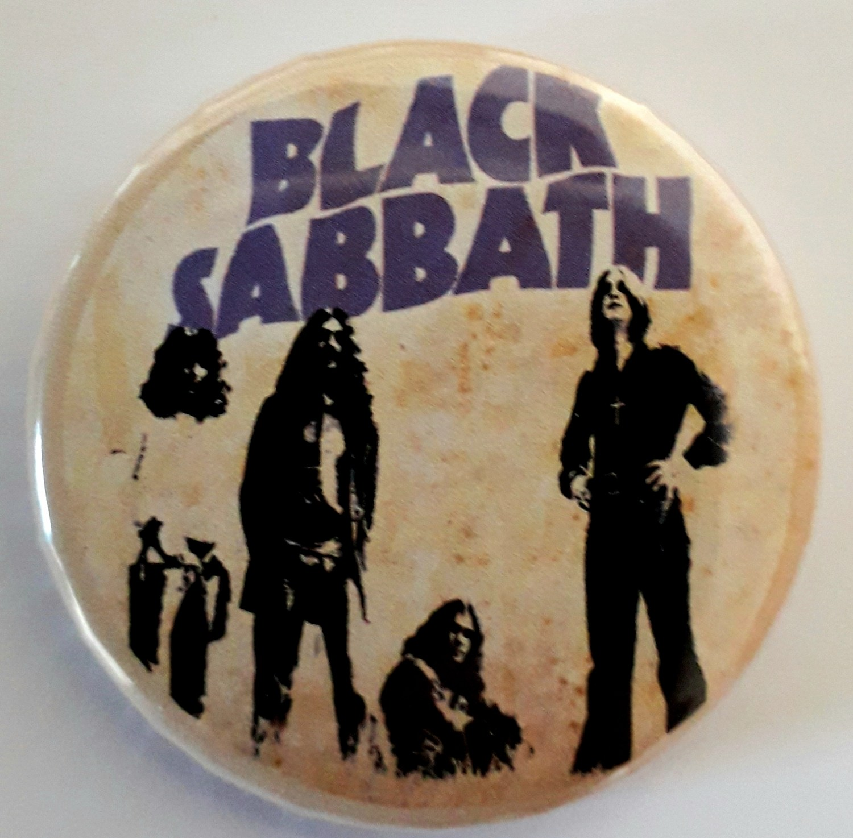 Botton Favartes Black Sabbath