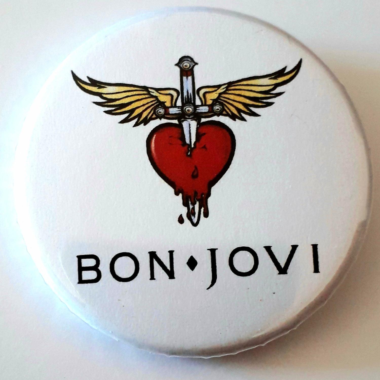 Botton Favartes Bon Jovi
