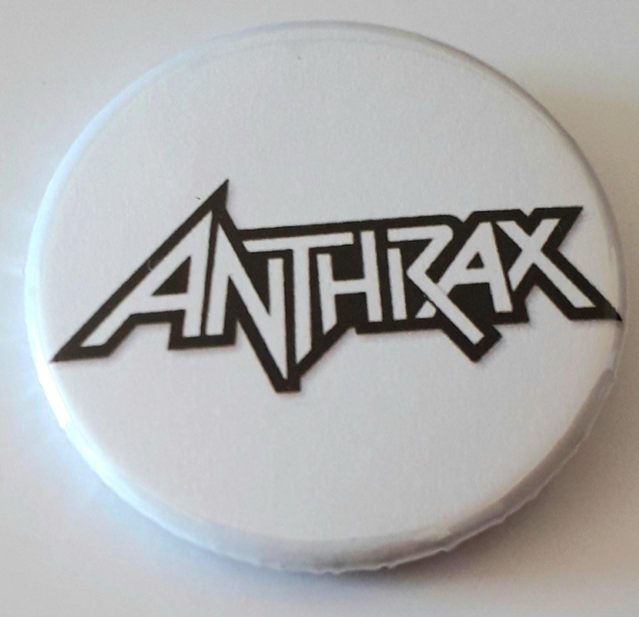 Botton Favartes Anthrax
