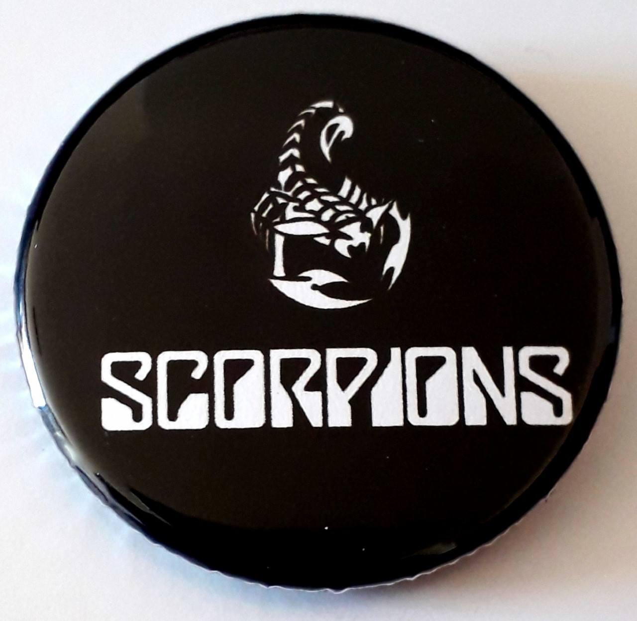 Botton Favartes Scorpions