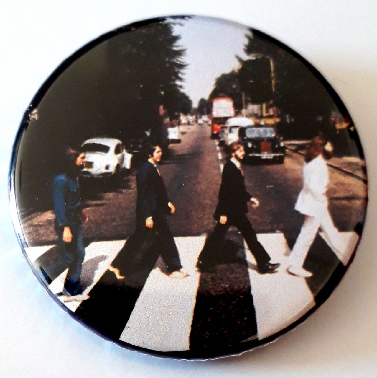 Botton Favartes The Beatles