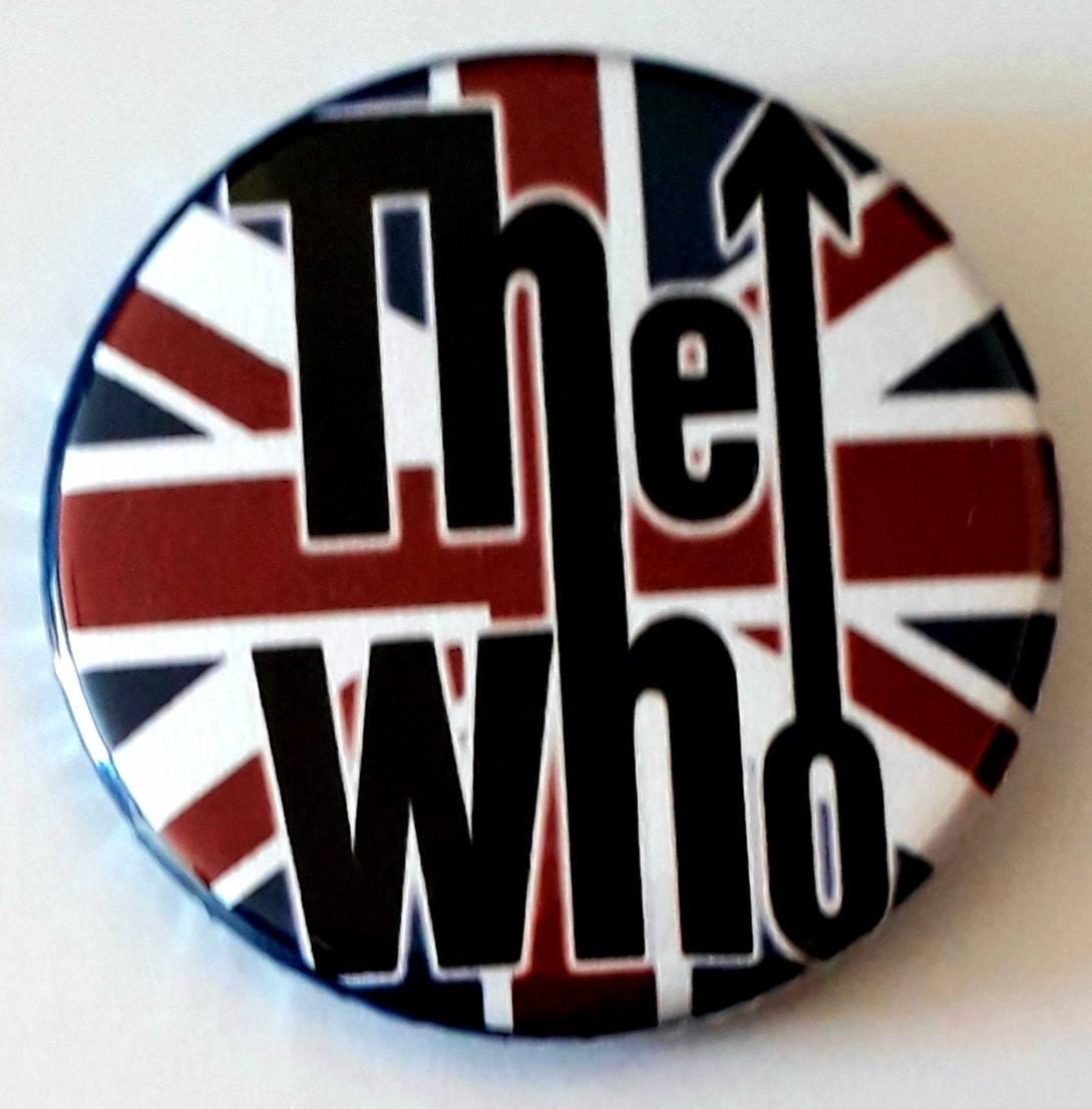 Botton Favartes The Who