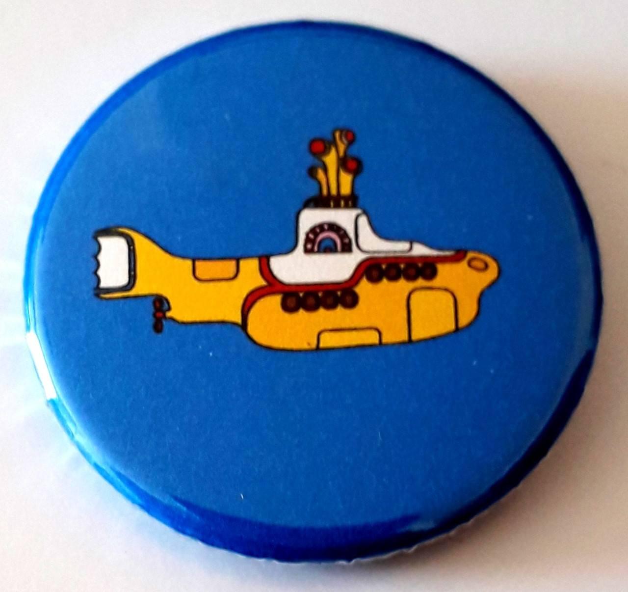 Botton Favartes Yellow Submarine