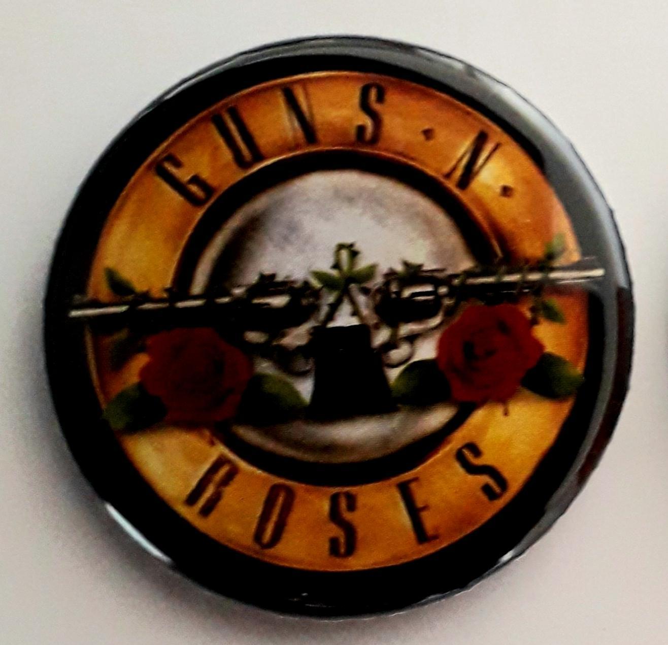 Botton Favartes Guns n' Roses