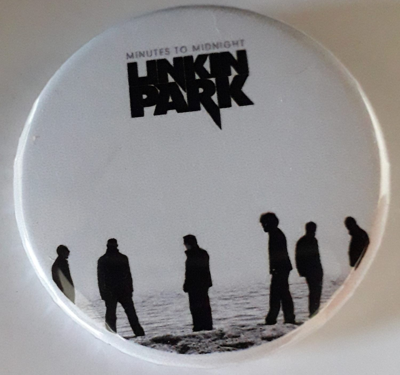 Botton Linkin Park - Favartes