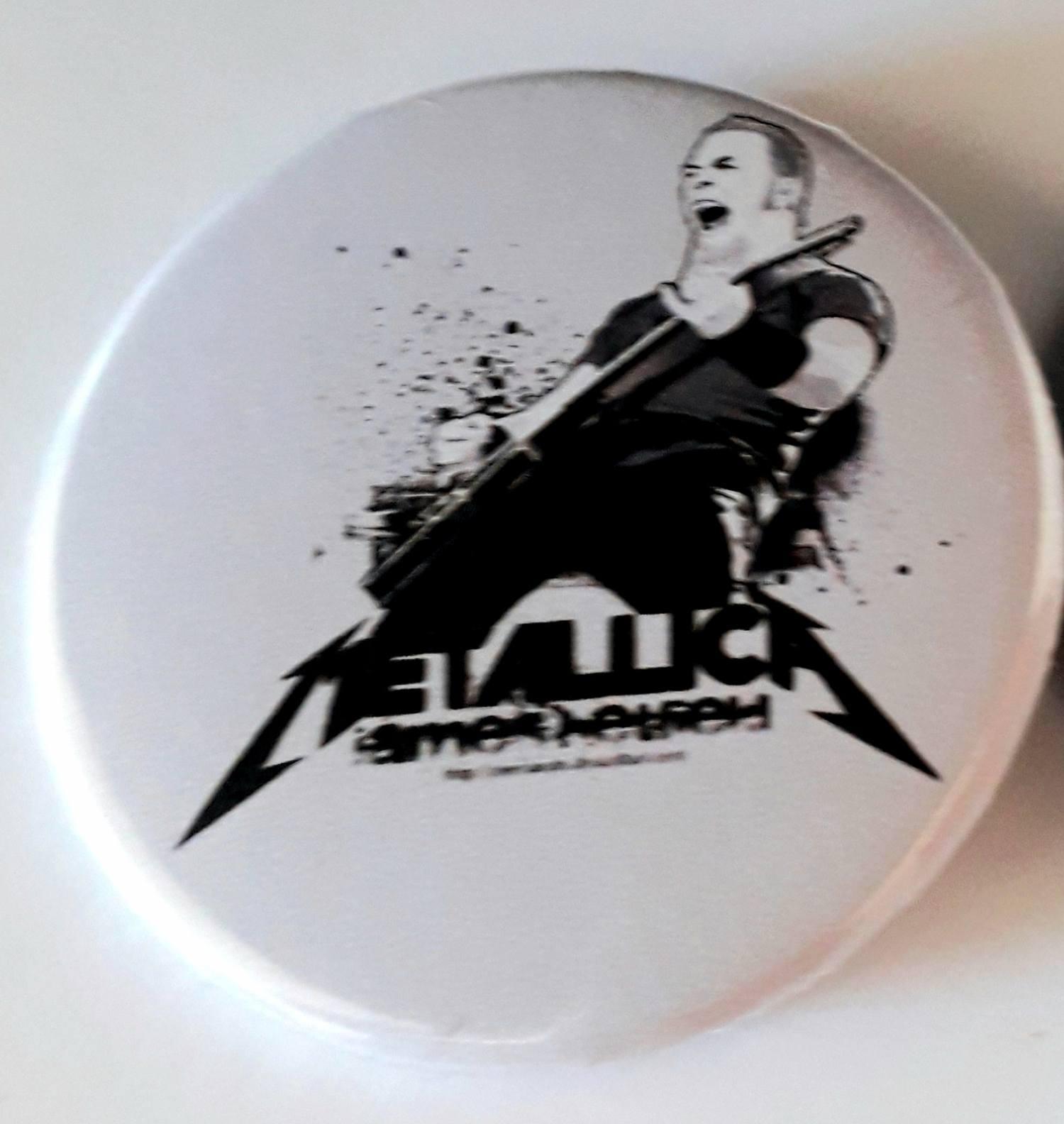 Botton Favartes Metallica