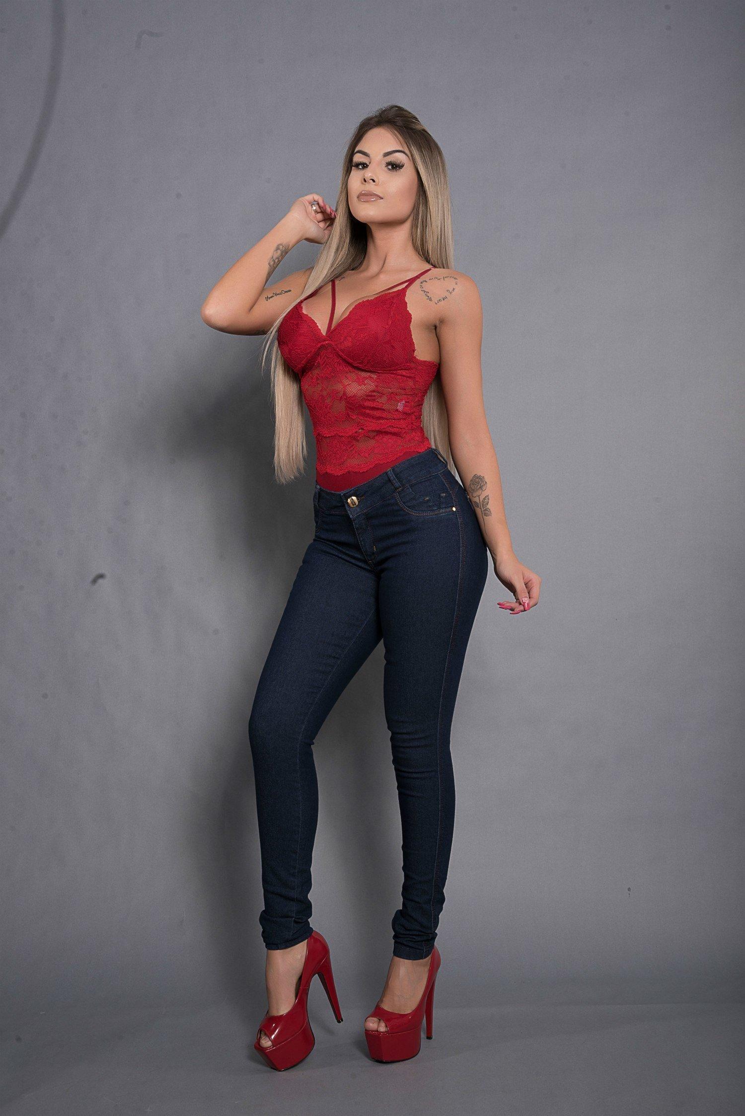 Calça Jeans Darlook Laurete [38532]