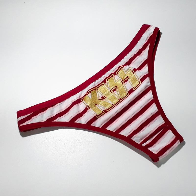 Calcinha Listras - Kiss - Sexy Sadie Underwear