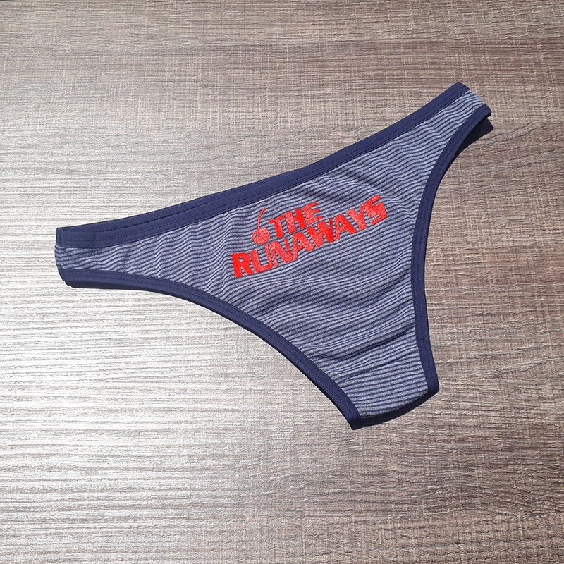 Calcinha Listras The Runaways - Sexy Sadie Underwear