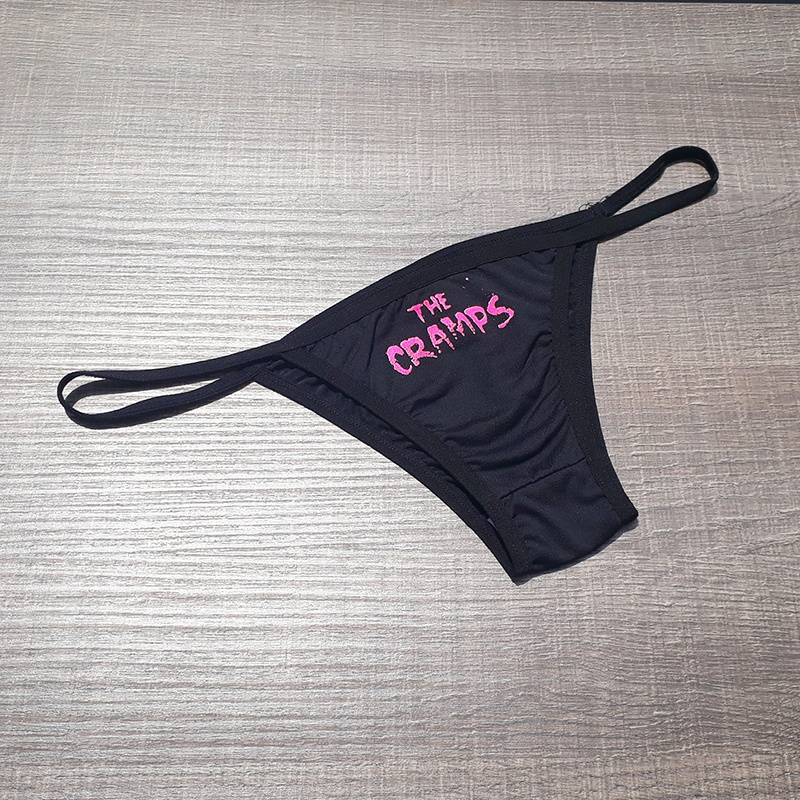 Calcinha String The Cramps - Sexy Sadie Underwear