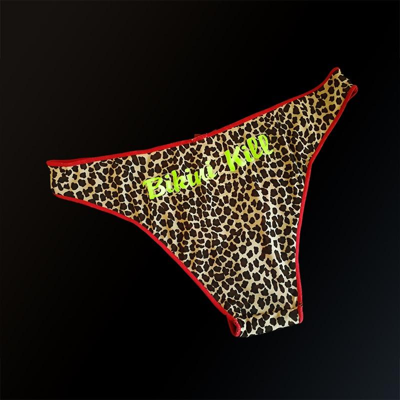 Calcinha Tule - Bikini Kill - Sexy Sadie Underwear