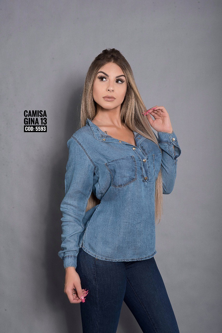 Camisa Darlook Gina [5593]