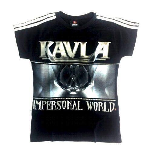 Camiseta Baby Look Kavla