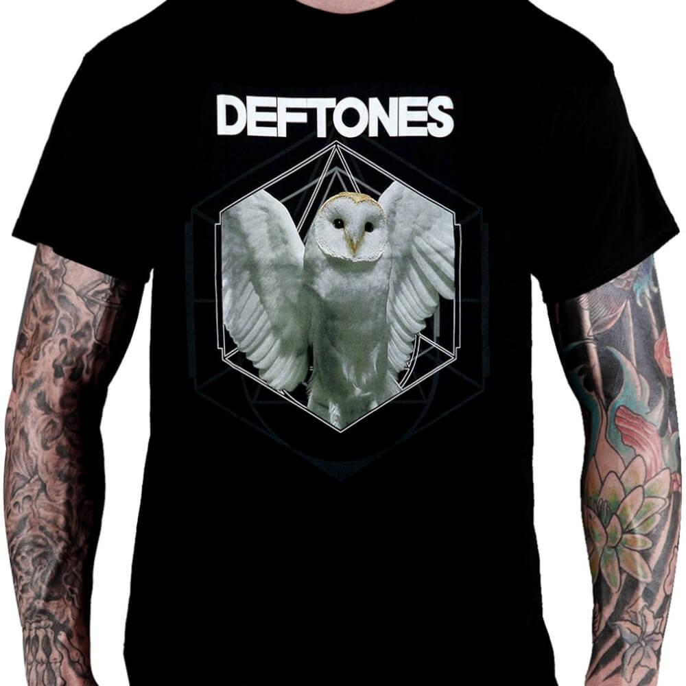 Camiseta Deftones - Diamond Eyes