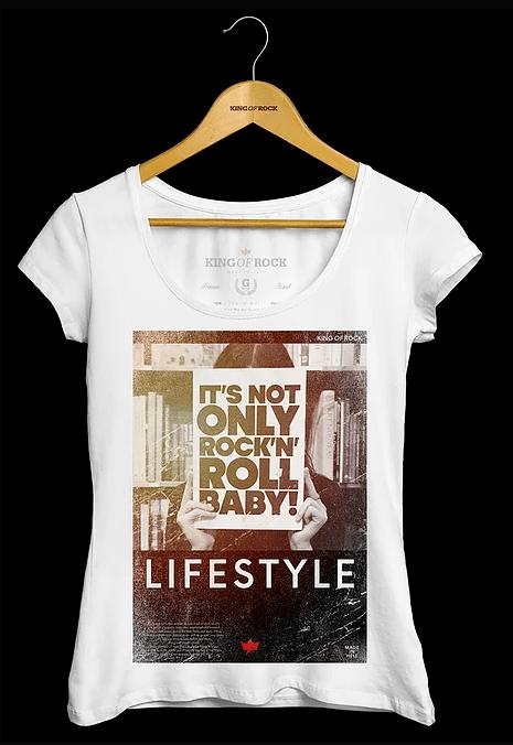 Camiseta Feminina Lifestyle