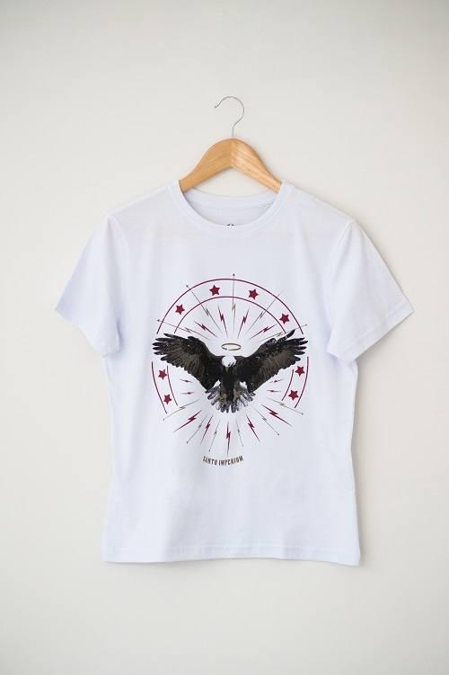 Camiseta Feminina Santo Imperium