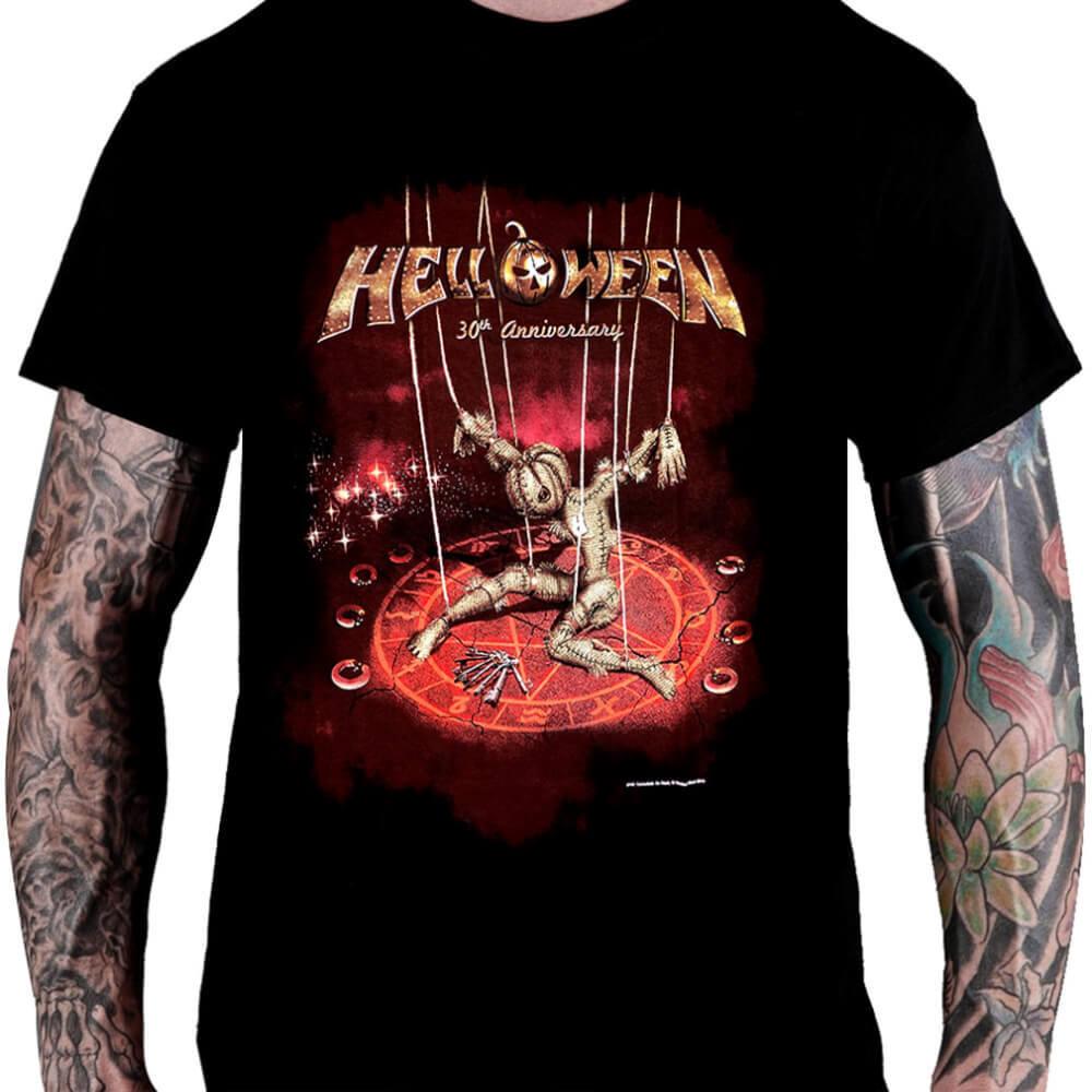 CamisetaHELLOWEEN - 30th Anniversary