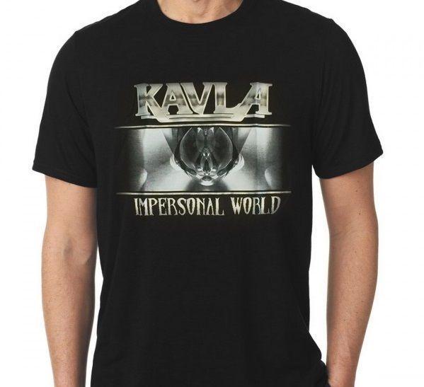Camiseta Kavla - Manga Curta