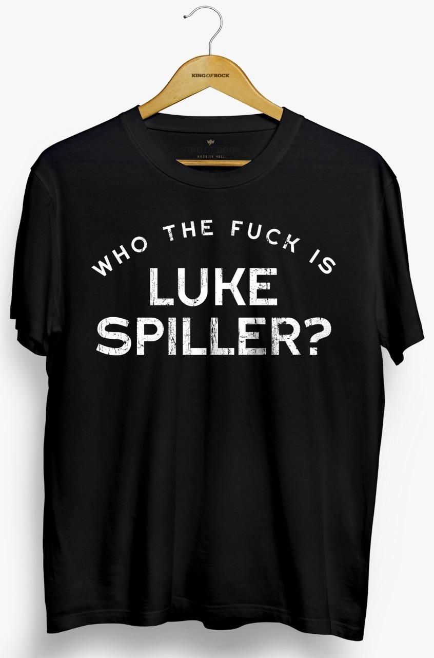 Camiseta Luke Spiller The Struts