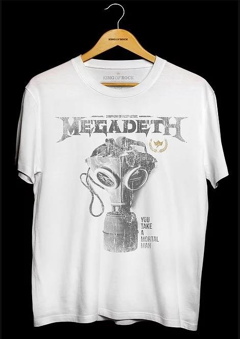 Camiseta Masculina Megadeth