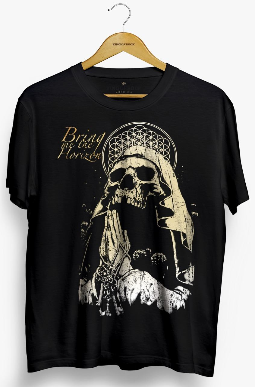 Camiseta Bring Me The Horizont