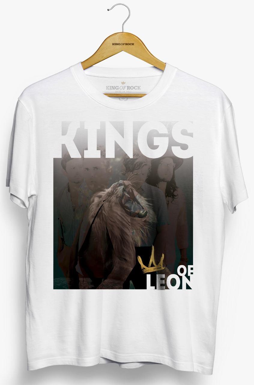 Camiseta Kings Of Leon