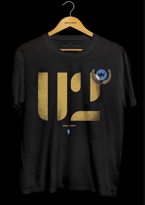 Camiseta Masculina U2
