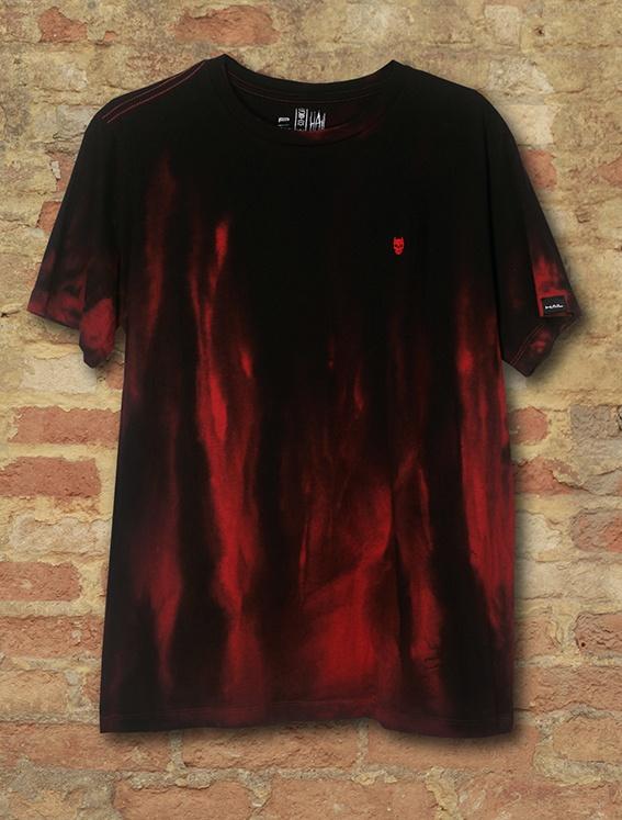 Camiseta Masculina Red Devil - Hail Custom Wear