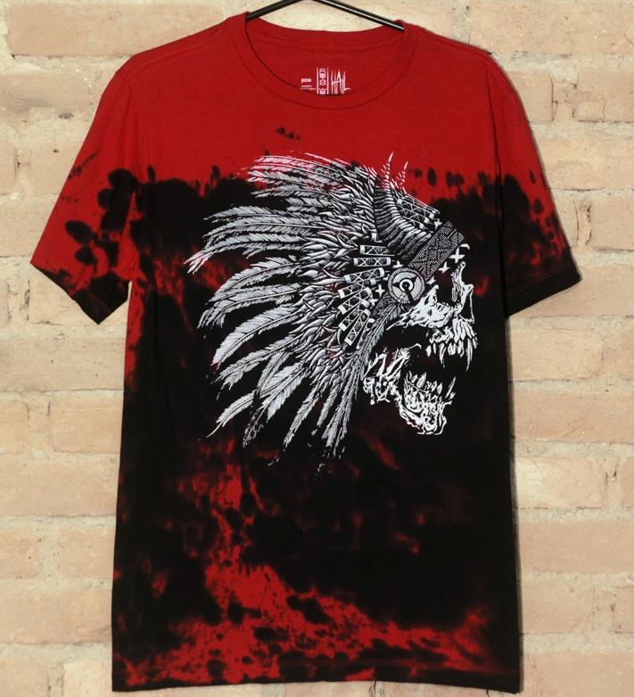 Camiseta Masculina Red Indian - Hail Custom Wear