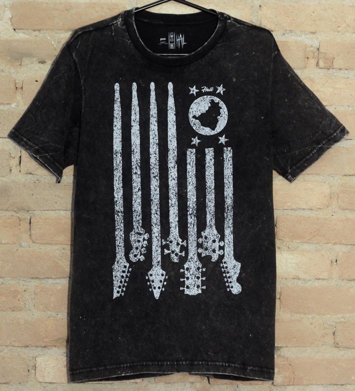 Camiseta Masculina São Paulo Music - Hail Custom Wear