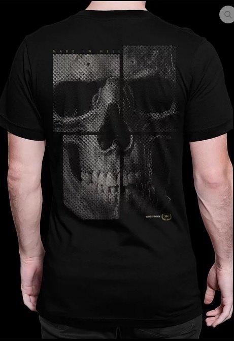 Camiseta Masculina Skulls - Skull Collection
