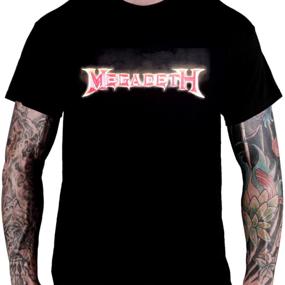 Camiseta MEGADETH – Dystopia Tour 2017