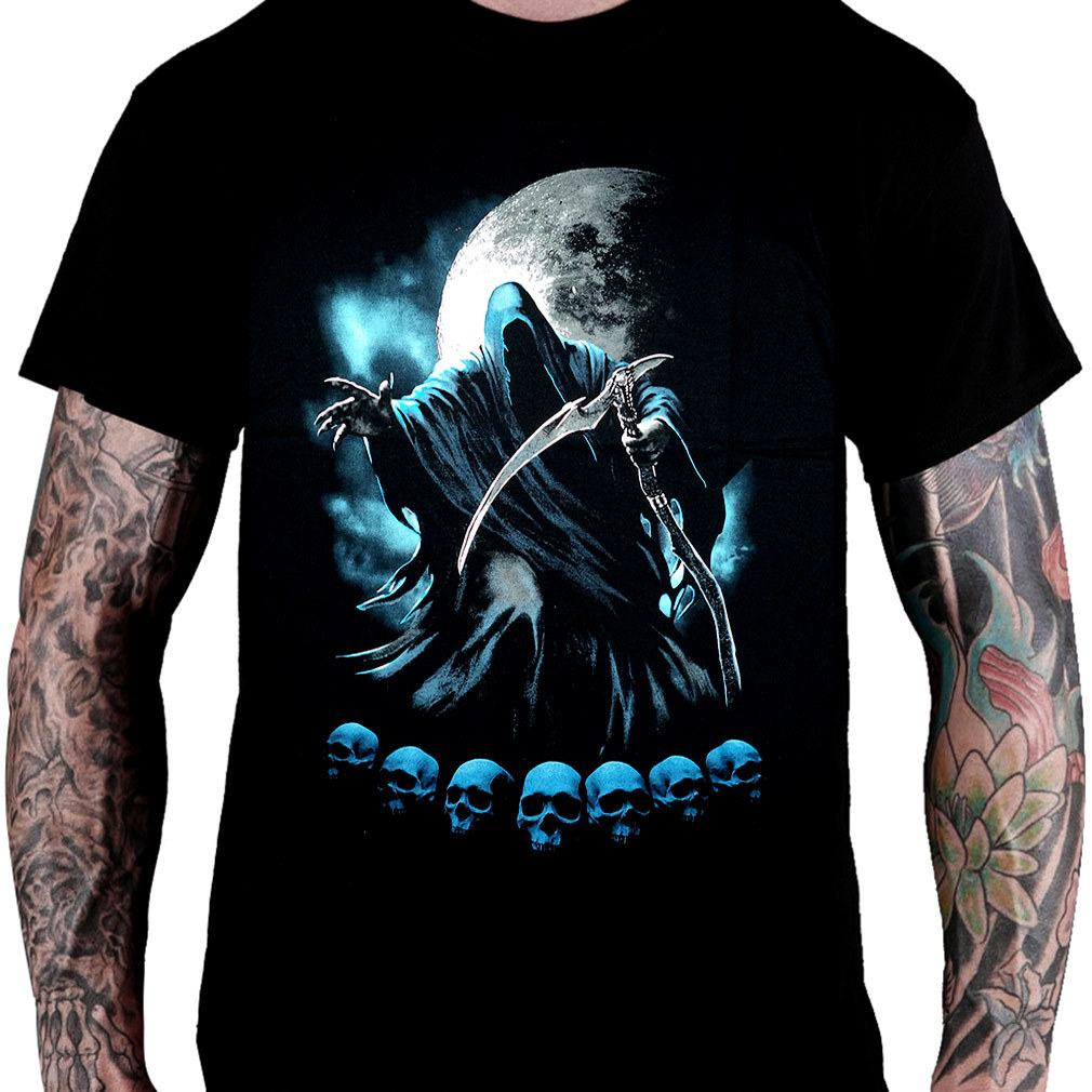 Camiseta Death / Moon
