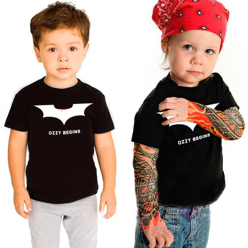 Camiseta Ozzy – Camisetas Roquenrou