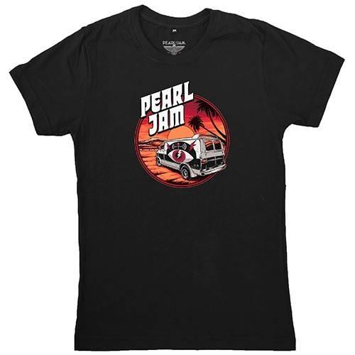 Camiseta Pearl Jam – Surf Van 2015