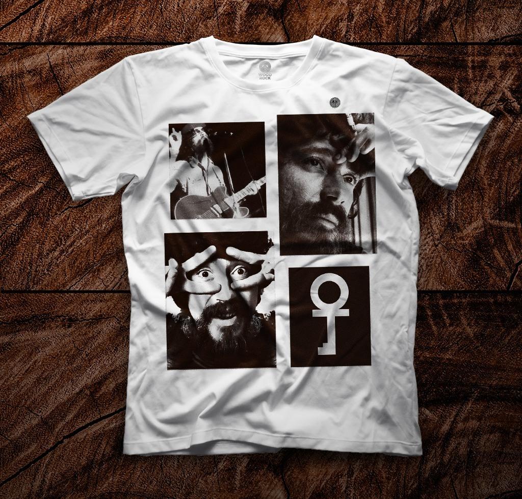 Camiseta Raul Seixas – Wood Rock