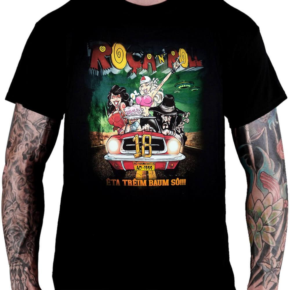 CamisetaROÇA 'N' ROLL – Festival 2016