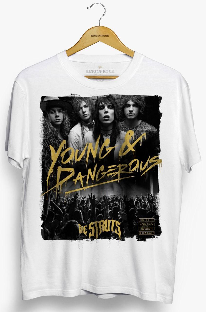 Camiseta The Struts