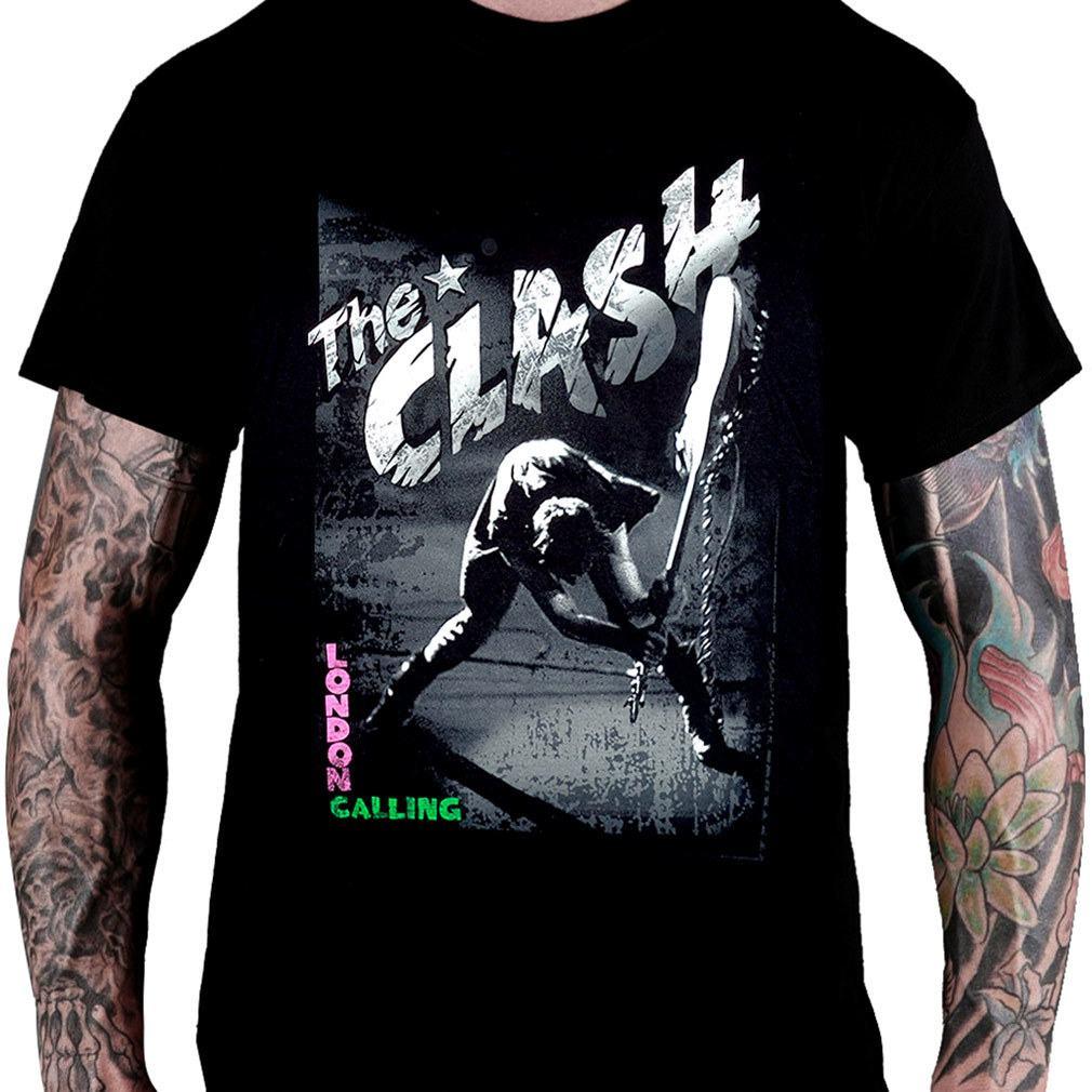CamisetaTHE CLASH - London Calling