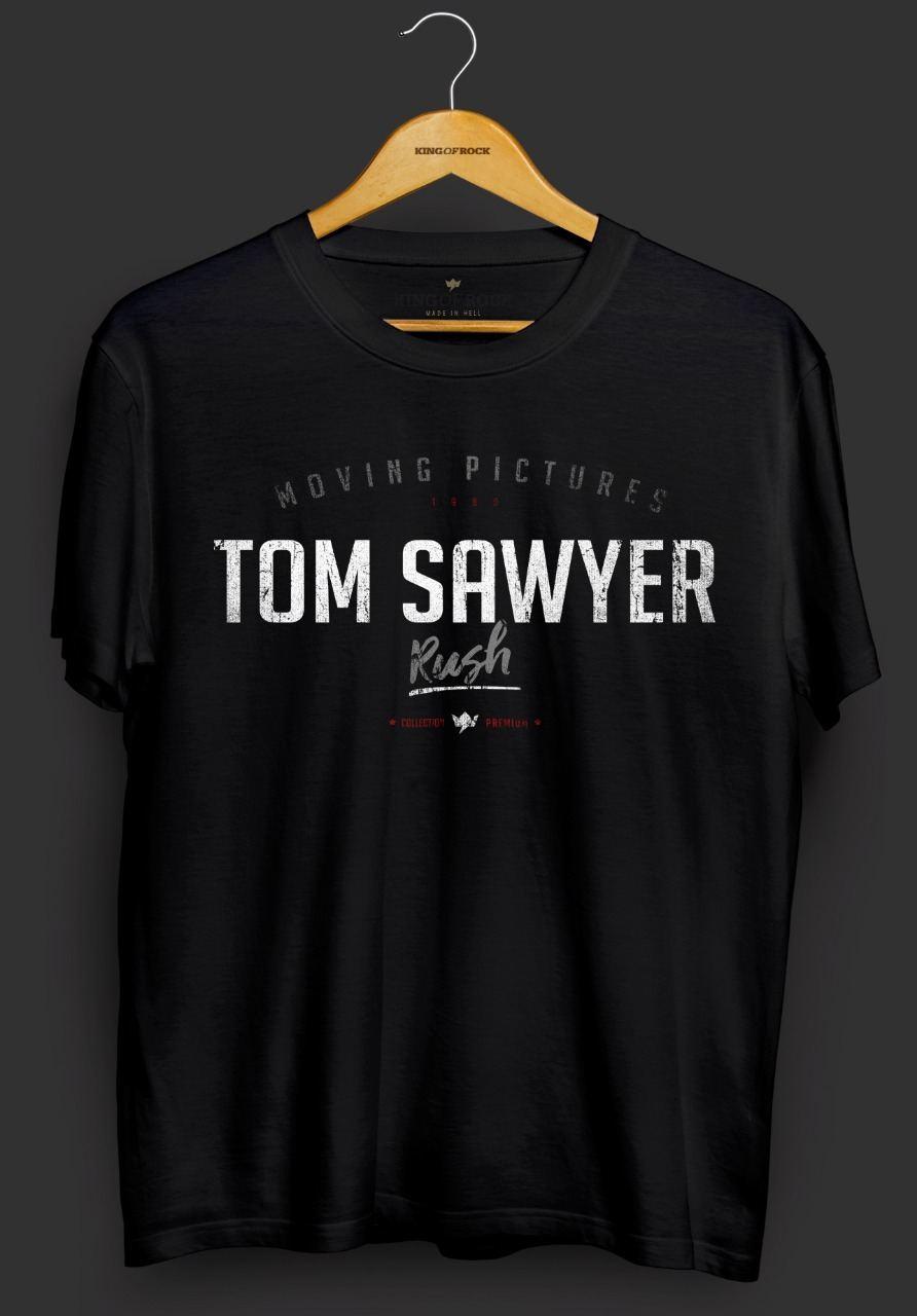Camiseta Tom Sawyer – King of Rock