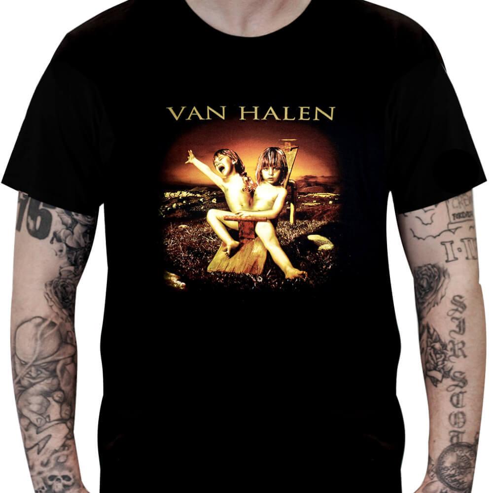 CamisetaVAN HALEN - Balance