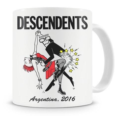 Caneca Descendents - Argentina 2016