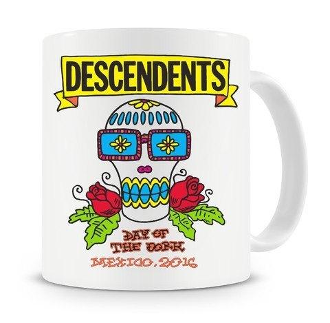 Caneca Descendents - México 2016
