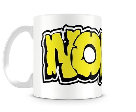 Caneca NOFX - Logo