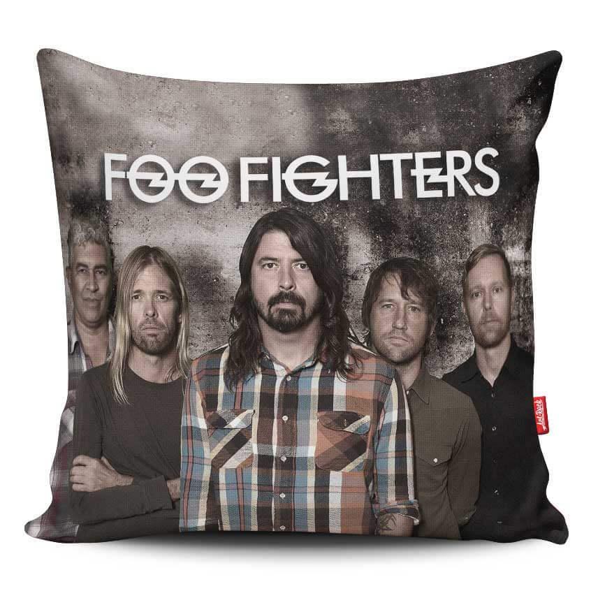 Capa de Almofada Foo Fighters
