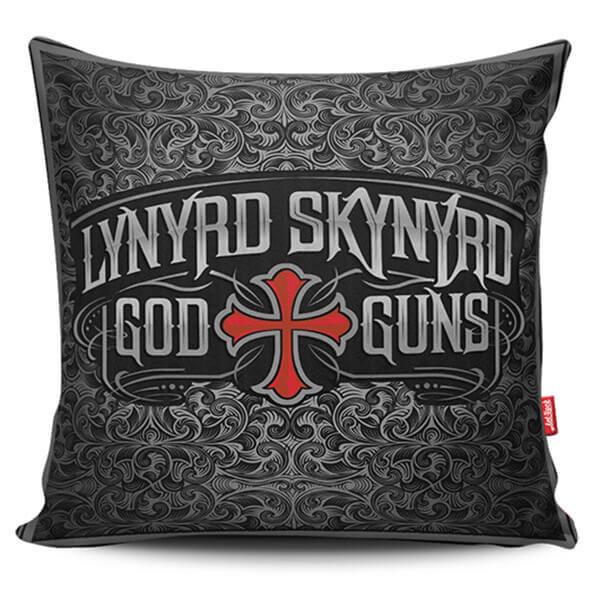 Capa de Almofada Lynyrd Skynyrd