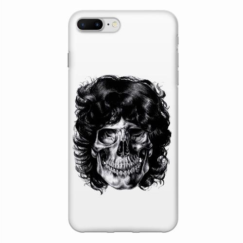 Capa de Celular Caveira Jim Morrison